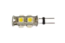 Ledlampa G4 1,8W Varmvit