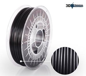 3D Filament PLA Standard Svart