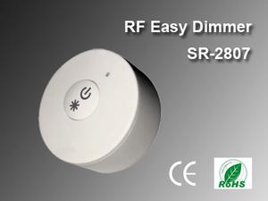RF Easy Kontrollknapp SR-2807N 1-zon
