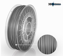 3D Filament PLA Standard Grå