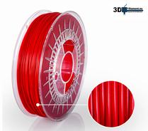 3D Filament PLA Standard Röd