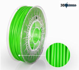 3D Filament PLA Standard Grön