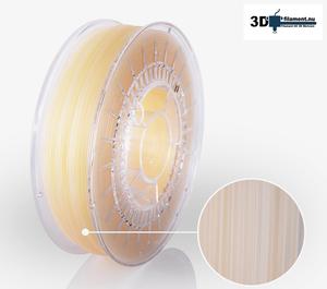 3D Filament PLA Standard  Naturlig