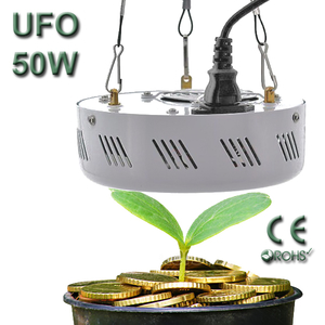 Led Växtbelysningsarmatur 50W