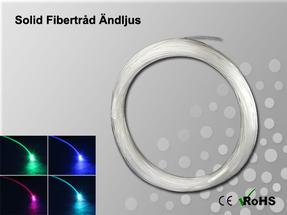 Fibertråd Ändljus 3mm