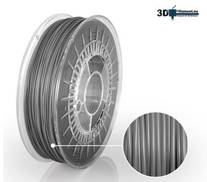 3D Filament PETG Standard  Grå