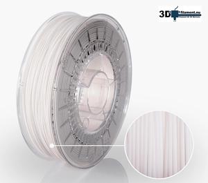 3D Filament PETG Standard  Vit