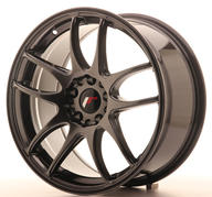 "18"" JAPAN RACING JR29 HYPER BLACK"
