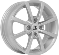 "17"" IT WHEELS ALISIA - Silver 6,5x17 - ET37"