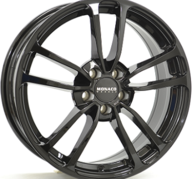 "18"" MONACO CL1 - Glossy Black 7,5x18 - ET45"