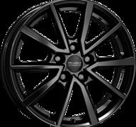 "16"" ANZIO VEC - Glossy Black 6x16 - ET43"