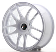 "19"" JAPAN RACING JR29 WHITE"
