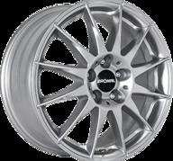"17"" RONAL R54 - Hyper Silver 8x17 - ET35"