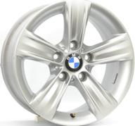 "16"" ORIGINAL EQUIPMENT D BMW 391 - Silver 7,5x16 - ET37"