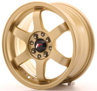 "15"" JAPAN RACING JR3 GOLD"