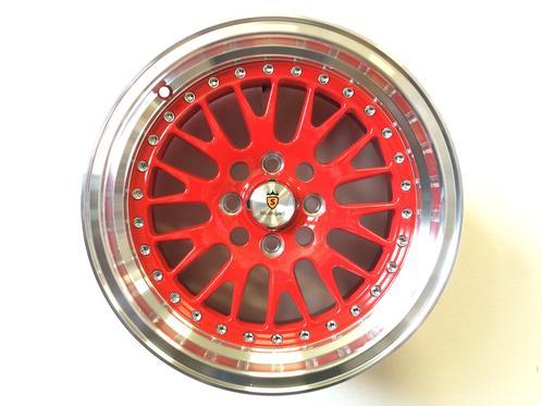 "15"" ST5 - Red polish"