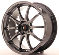 "19"" JAPAN RACING JR5 HYPER BLACK"