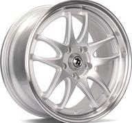 "16"" 79Wheels SV-I SILVER POLISHED LIP"