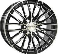 "19"" MONACO GP2 - Gloss Black / Polished 8,5x19 - ET35"