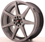 "19"" JAPAN RACING JR20 HYPER BLACK"