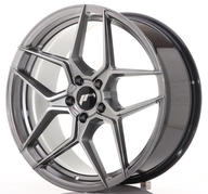 "19"" JAPAN RACING JR34 HYPER BLACK"