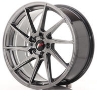 "19"" JAPAN RACING JR36 HYPER BLACK"