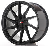 "22"" JAPAN RACING JR36 GLOSSY BLACK"