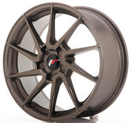 "18"" JAPAN RACING JR36 MATT BRONZE"