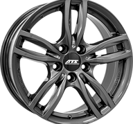 "18"" ATS EVOLUTION - Anthracite 8x18 - ET55"