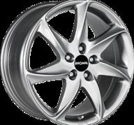 "15"" RONAL R51 - Hyper Silver 6,5x15 - ET25"
