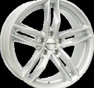 """17"""" MONACO RR8M - Silver 7,5x17 - ET35"""