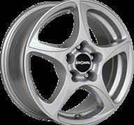"""16"""" RONAL R53 - Crystal Silver 7x16 - ET45"""