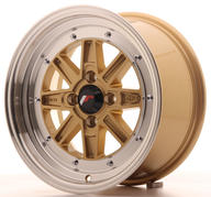 "15"" Japan Racing JR31 GOLD"