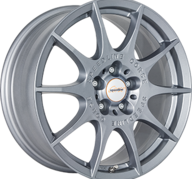 "15"" SPEEDLINE SL2 - Dull Anthracite 6,5x15 - ET38"