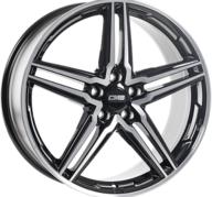 "20"" CMS C29 - Gloss Black / Polished 8,5x20 - ET30"