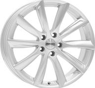 "20"" MONACO GP6 - Silver 10x20 - ET35"