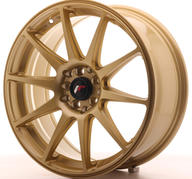 "18"" JAPAN RACING JR11 GOLD"