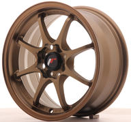 "15"" JAPAN RACING JR5 DARK ABZ"