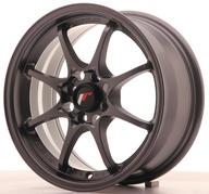 "15"" JAPAN RACING JR5 MATT GUNMETAL"