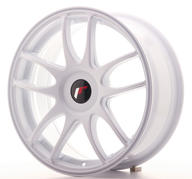 "17"" JAPAN RACING JR29 WHITE"