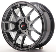 "15"" JAPAN RACING JR29 HYPER BLACK"