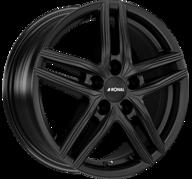 "18"" RONAL R65 - Dull Black 7x18 - ET50"