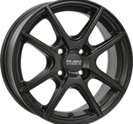 "14"" ANZIO SPLIT - Dull Black 5,5x14 - ET43"
