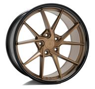 IMAZ WHEELS FF689 - BRONZE BLACK LIP