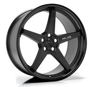 IMAZ WHEELS FF660 - BLACK BLACK LIP