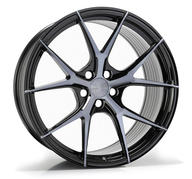 IMAZ WHEELS FF593 - DARK TINTED BRUSHED