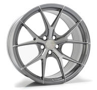 IMAZ WHEELS FF593 - TITANIUM BRUSHED
