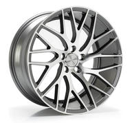IMAZ WHEELS IM13 - DGM POLISHED