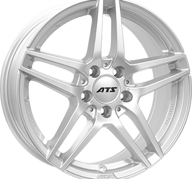 "20"" ATS MIZAR - Silver 8,5x20 - ET29"
