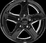 "17"" ANZIO SPRINT - Glossy Black 7x17 - ET44"